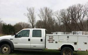 Ford F550 Work Utility Truck