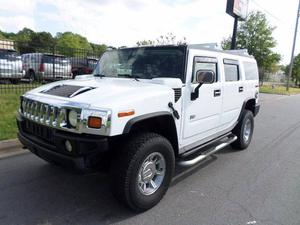 HUMMER H2 Lux Series - Lux Series 4WD 4dr SUV