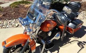 Harley Davidson Flhs Electra Glide Sport Custom