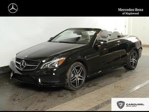 Mercedes-Benz E-Class E 400 - E dr Convertible