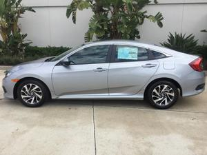 New  Honda Civic EX