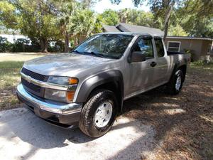 Chevrolet Colorado Z71 LS - 4dr Extended Cab Z71 LS Rwd
