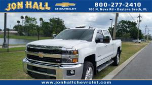 Chevrolet Silverado HD LTZ