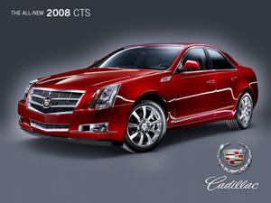 Cadillac CTS Base