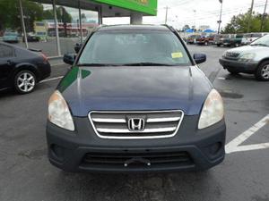 Honda CR-V EX - AWD EX 4dr SUV w/Automatic