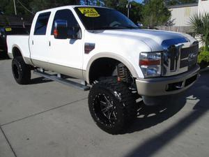 Used  Ford F250 King Ranch