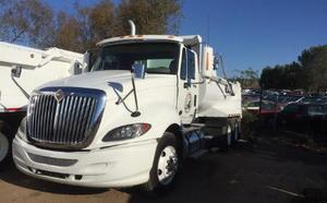 International Prostar Dump Truck