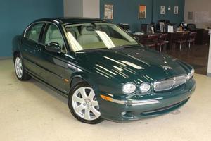 Jaguar X-Type 3.0 - AWD 3.0 4dr Sedan