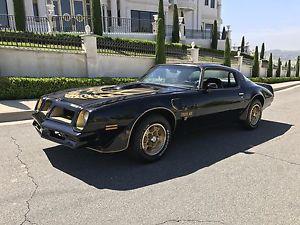 Pontiac Trans Am Special Edition Trans Am