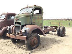 GMC Coe truck
