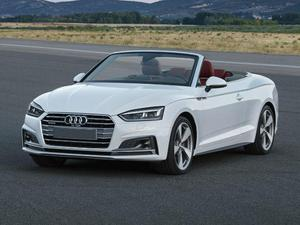 New  Audi A5 2.0T Premium