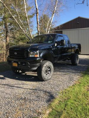 Used  Ford F250 XLT SuperCab Super Duty