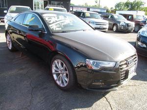 Audi A5 2.0T quattro Premium - AWD 2.0T quattro Premium