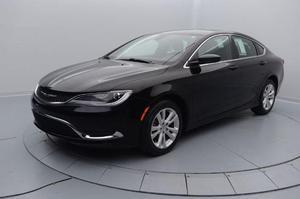 Chrysler 200 Limited - Limited 4dr Sedan
