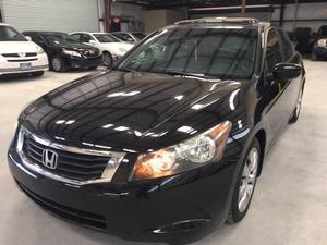 Honda Accord EX-L w/Navi - EX-L 4dr Sedan 5A w/Navi