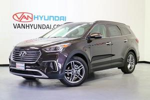 Hyundai Santa Fe SE Ultimate - SE Ultimate 4dr SUV