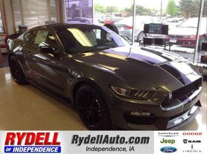 New  Ford Shelby GT350 Shelby GT350