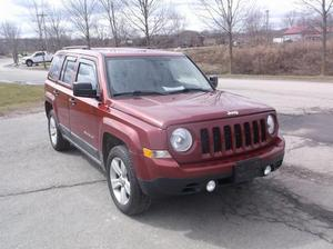 Used  Jeep Patriot Sport