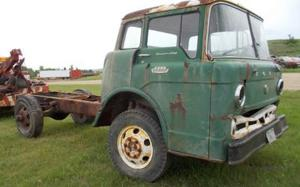 Ford C600 Truck