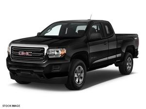 GMC Canyon - 4x4 4dr Extended Cab 6 ft. LB