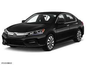 Honda Accord Hybrid - 4dr Sedan