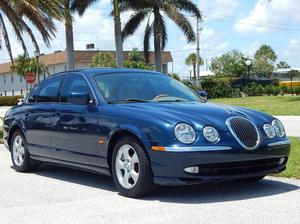 Jaguar S-Type dr Sedan