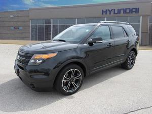 Used  Ford Explorer sport