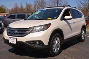 Used  Honda CR-V EX-L