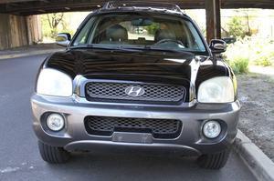 Hyundai Santa Fe GLS - GLS 4dr SUV