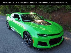 New  Chevrolet Camaro ZL1