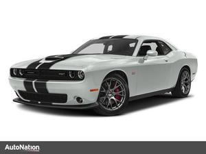 New  Dodge Challenger SRT 392