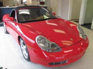 Porsche Boxster - 2dr Convertible