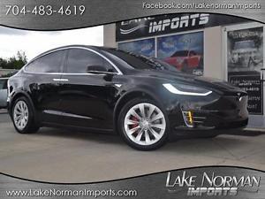 Tesla Model X AWD 4dr P90D *Ltd Avail*