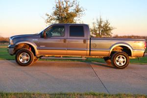 Used  Ford F350 Lariat Crew Cab Super Duty