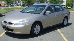 Honda Accord LX V-6 - LX V-6 4dr Sedan