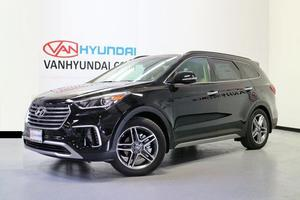 Hyundai Santa Fe Limited Ultimate - Limited Ultimate