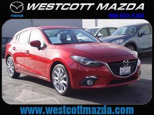 Mazda MAZDA3 s Touring - s Touring 4dr Hatchback