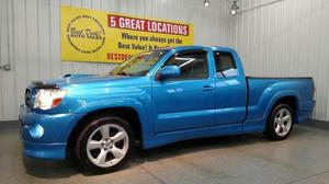 Used  Toyota Tacoma X-Runner Access Cab