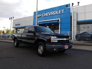 Used  Chevrolet Silverado  Z71 Extended Cab