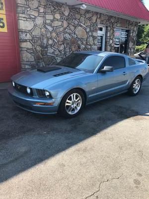 Ford Mustang GT Premium - GT Premium 2dr Coupe