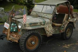 Willys Jeep - Overland