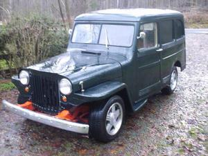 Willys Jeep - Wagon