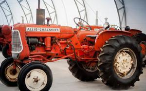 Allis chalmers d10 high crop series | Cozot Cars
