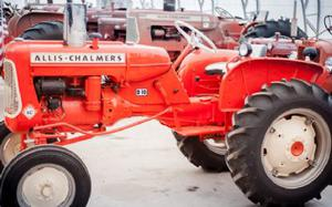 Allis chalmers d10 high crop series | Cozot Cars