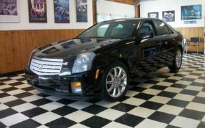 Cadillac CTS Base 4DR Sedan (3.6L V6)