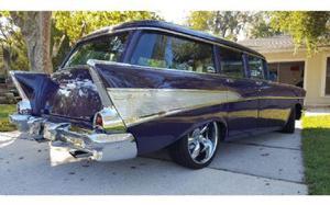 Chevrolet 210 Wagon