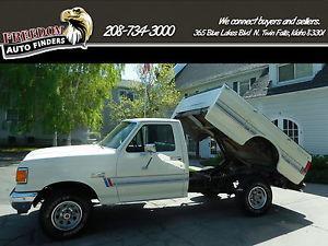 Ford 1/2 Ton Trucks