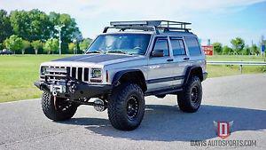 Jeep Cherokee Lifted XJ Sport