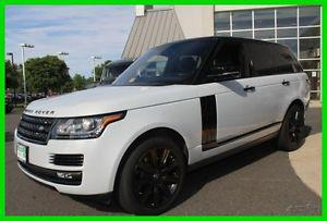 Land Rover Range Rover Diesel HSE Limited Edition