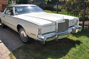 Lincoln Mark Series Mark IV